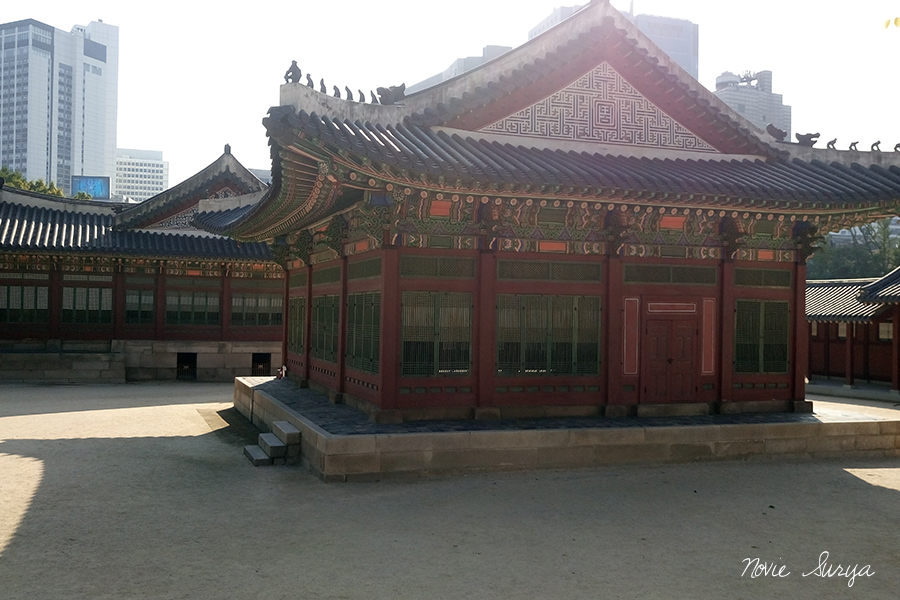 Deokhongjeon-Hall