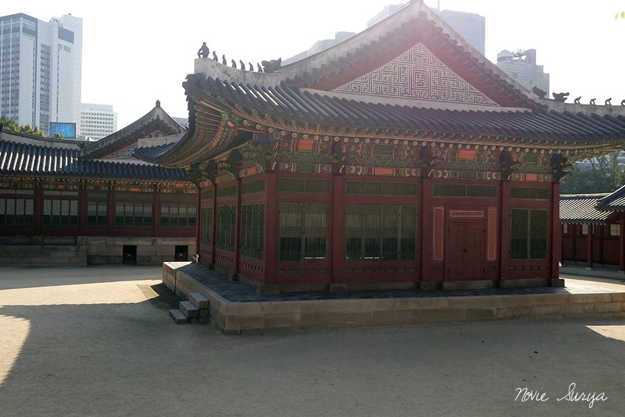 Deokhongjeon-Hall