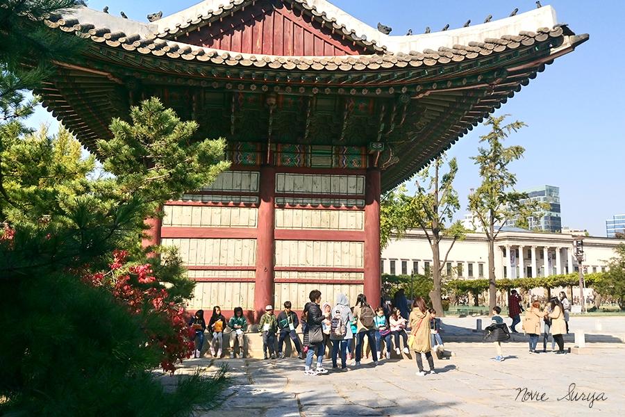 Junghwamun-Gate